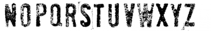 Social Animal Font UPPERCASE