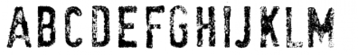 Social Animal Font LOWERCASE
