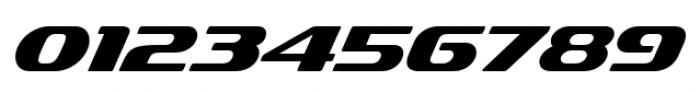 Sofachrome Italic Font OTHER CHARS