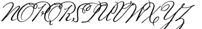 Solantra Pro Regular Font UPPERCASE