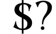 Sochelia Font OTHER CHARS