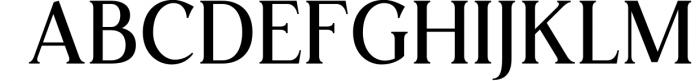 Sochelia Font UPPERCASE