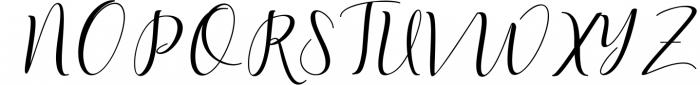 Society Calligraphy Modern Font UPPERCASE