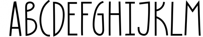 Solaris - Tribal Font Family 1 Font UPPERCASE