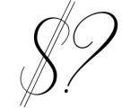 Solidaritha Script Font OTHER CHARS