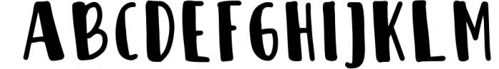 Sont O Yolo - Handwritten Font 1 Font UPPERCASE