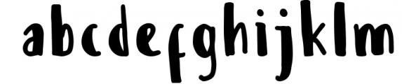 Sont O Yolo - Handwritten Font 1 Font LOWERCASE
