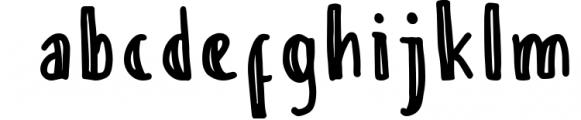 Sont O Yolo - Handwritten Font Font LOWERCASE