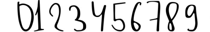 Sophistic script Font OTHER CHARS