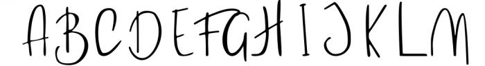 Sophistic script Font UPPERCASE