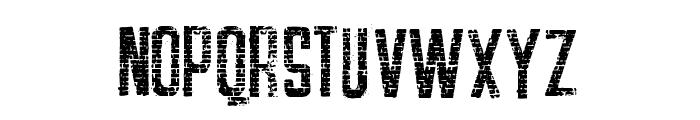 SOAPSTORE Font UPPERCASE