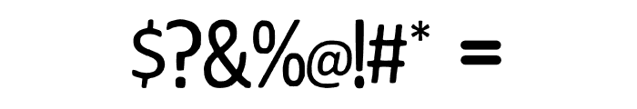 So Lovable Font OTHER CHARS