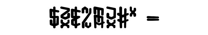 SoCal-Regular Font OTHER CHARS