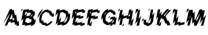 SoCal Font UPPERCASE