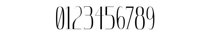 SoberbaSerif-Regular Font OTHER CHARS