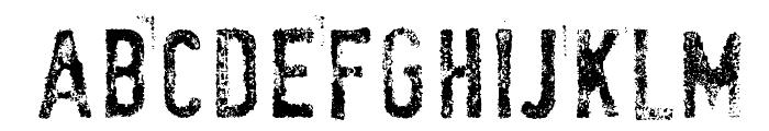 SociaLAnimaL Font UPPERCASE