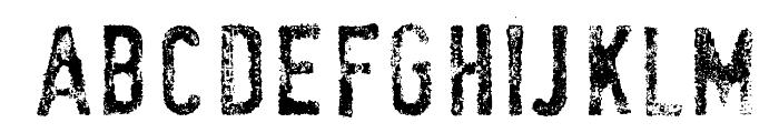 SociaLAnimaL Font LOWERCASE