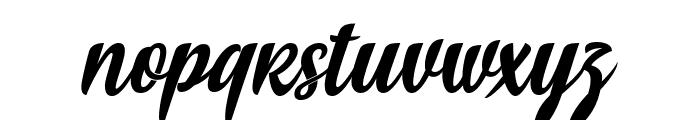 Soe Font LOWERCASE