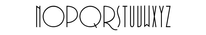 Soerjapoetera Font LOWERCASE