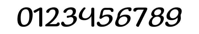 Sofadi One Regular Font OTHER CHARS