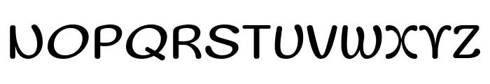 Sofadi One Regular Font UPPERCASE