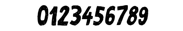 Sofija Italic Font OTHER CHARS