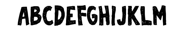 Sofija Font UPPERCASE