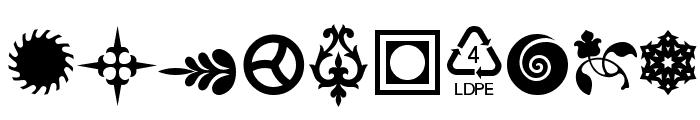 Soft Ornaments Nineteen Font OTHER CHARS