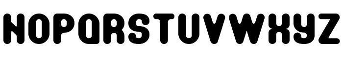 Soft Sans Serif 7 Font UPPERCASE