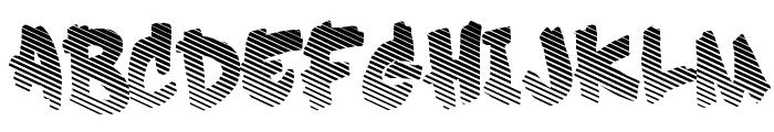 Soft Sugar [fade] Font LOWERCASE