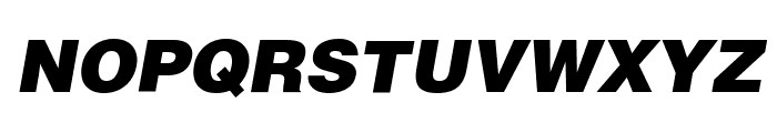 SoftMicro Normal o Font UPPERCASE