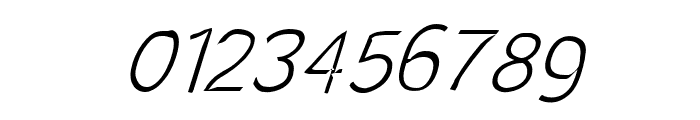 SolarCharger 152 Hairline Font OTHER CHARS