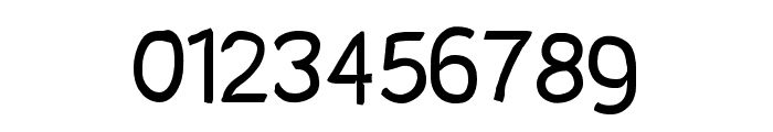 SolarCharger 550 Regular Font OTHER CHARS
