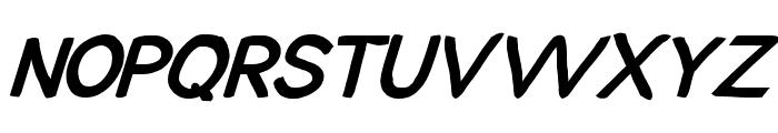 SolarCharger 952 Black Oblique Font UPPERCASE