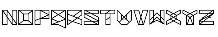 Solarium Font LOWERCASE