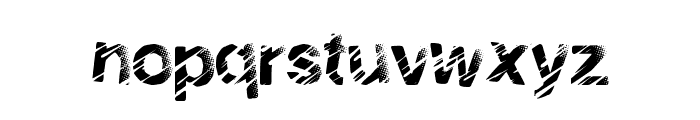 SolidEvent Font LOWERCASE