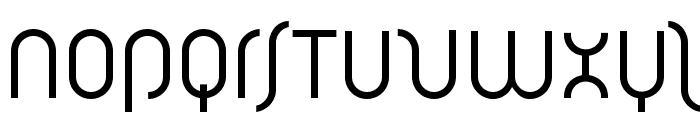 Solothurn-Regular Font UPPERCASE
