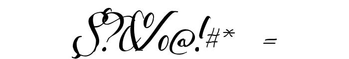 Some Weatz Symbols Font OTHER CHARS