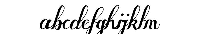 Some Weatz Symbols Font LOWERCASE
