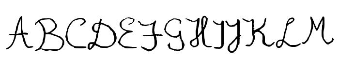Something Olde Font UPPERCASE