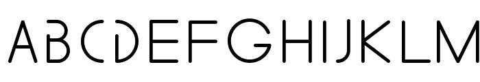 Something Font UPPERCASE