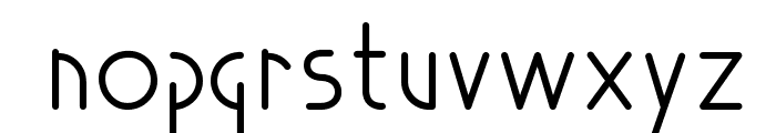 Something Font LOWERCASE