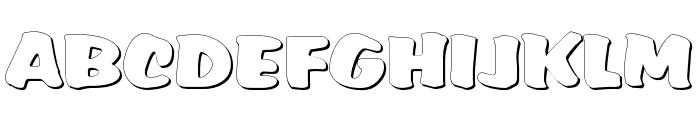 Somora Font UPPERCASE