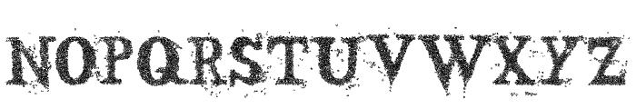 Sopa de letras Medium Font UPPERCASE