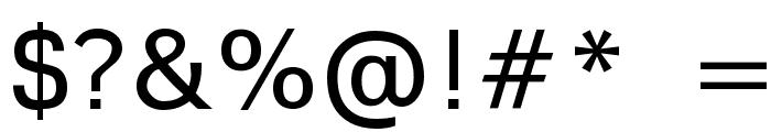 Sophia Nubian Font OTHER CHARS
