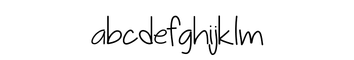 Sophmore Year Font UPPERCASE