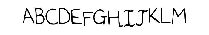 Sophomore Font UPPERCASE