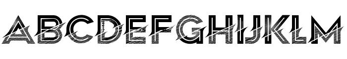 Soppy Regular Font UPPERCASE