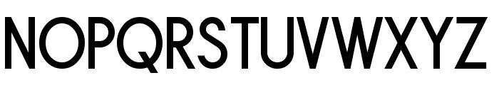 Sornette Bold Font UPPERCASE