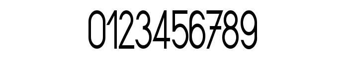 Sornette Regular Condensed Font OTHER CHARS